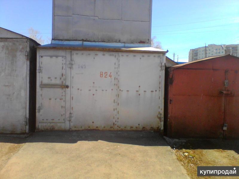 Двухэтажный гараж недорого продам