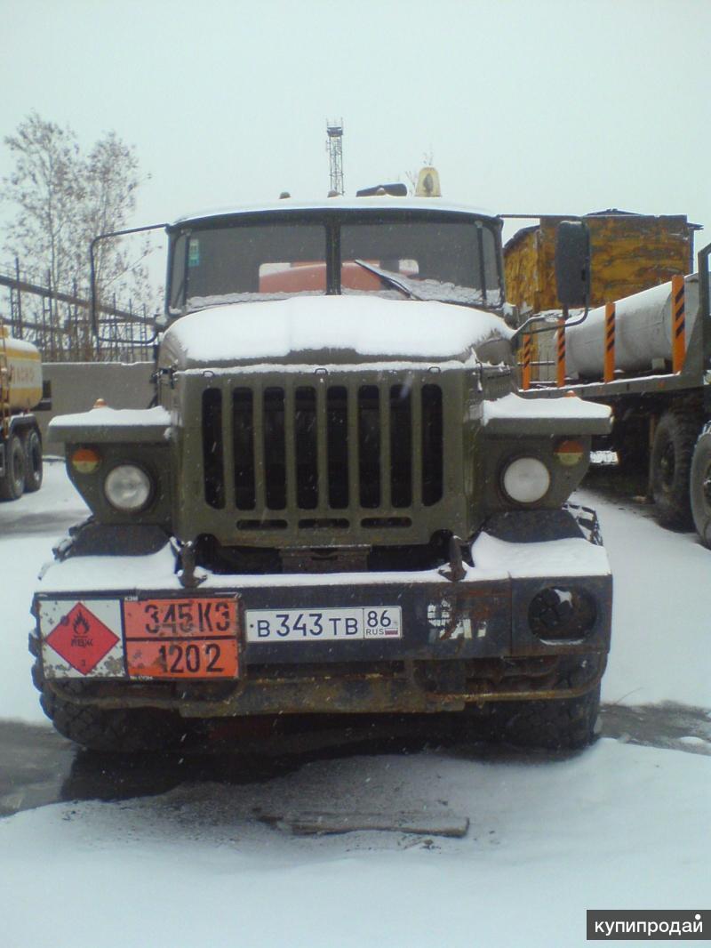 Продам или обменяю Урал 4320  бензовоз