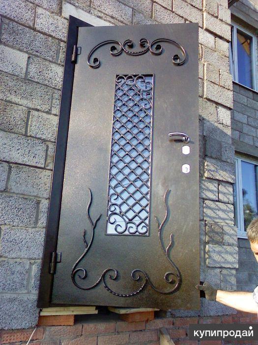 изготовление металлоконструкций входные двери