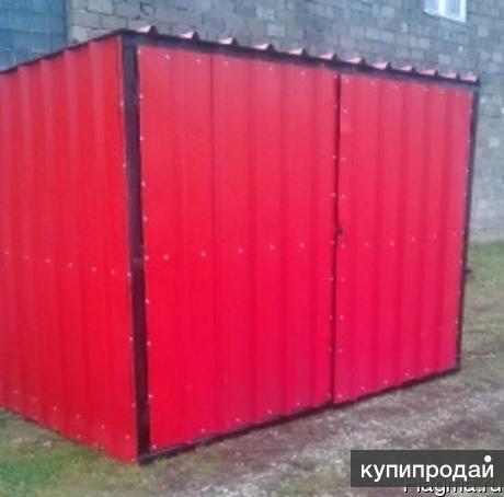 металлическая дверь для сарая в егорьевске