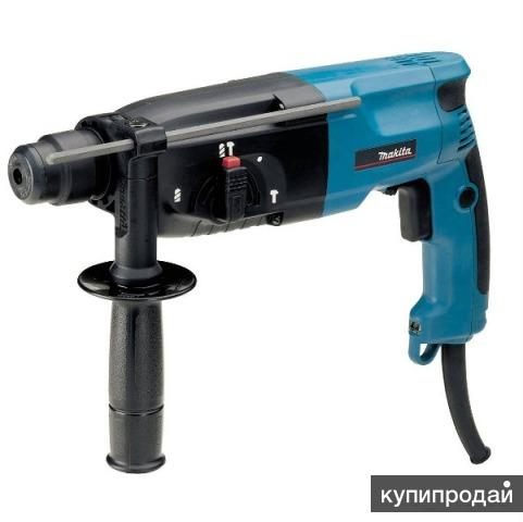 перфораторы sds plus makita hr 2450