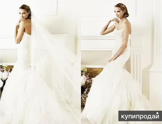 Продам очень красивое свадебное pronovias