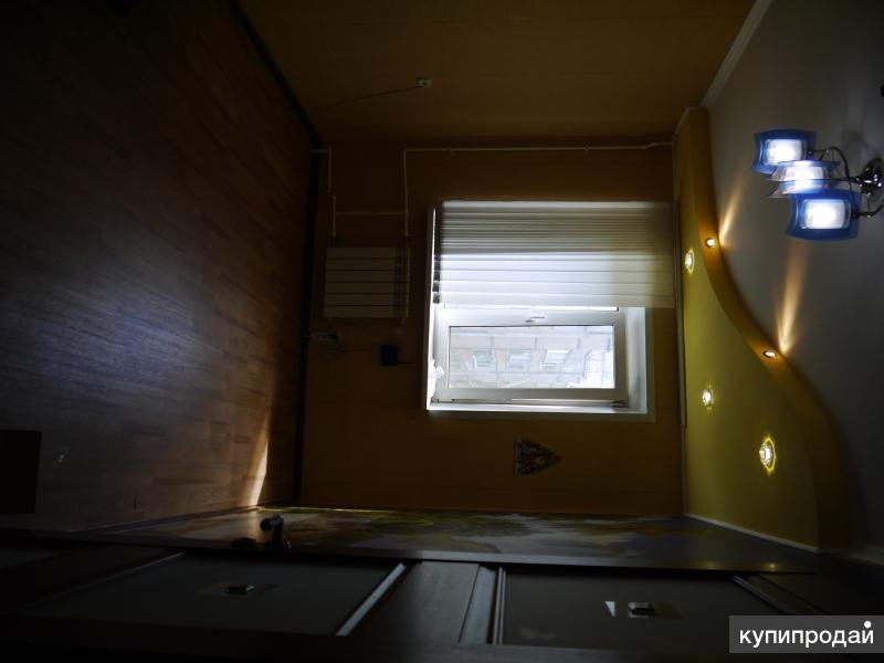 Продажа трёхкомнатной квартиры