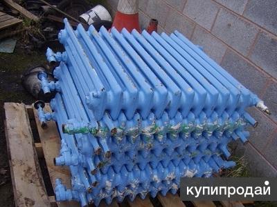 Вывозим, скупаем старые отопительные батареи на металлолом