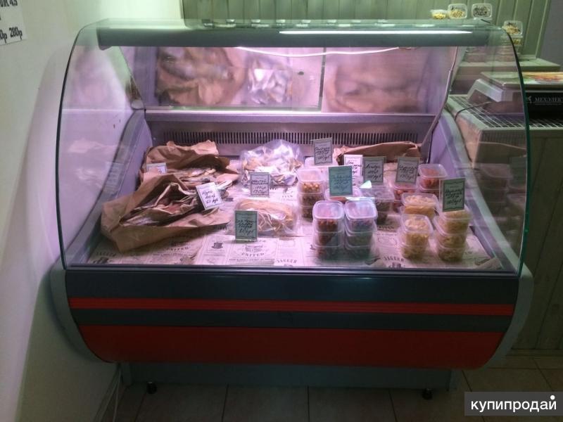 Холодильная витрина 1200