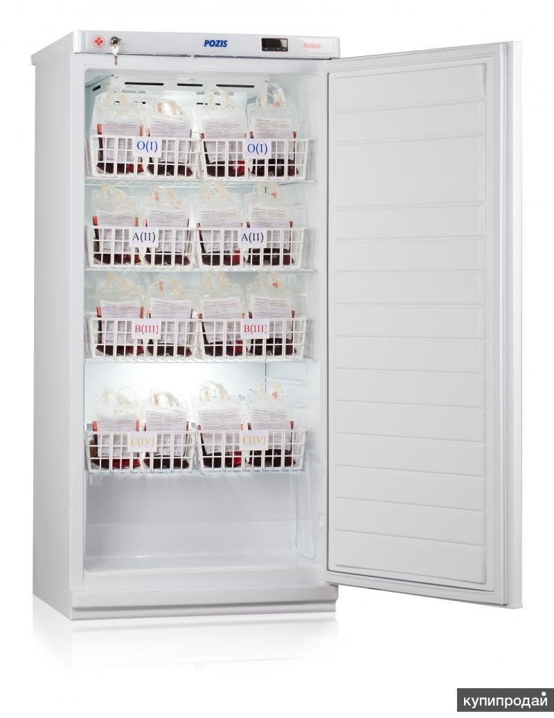 Продается медицинский холодильник для хранения крови