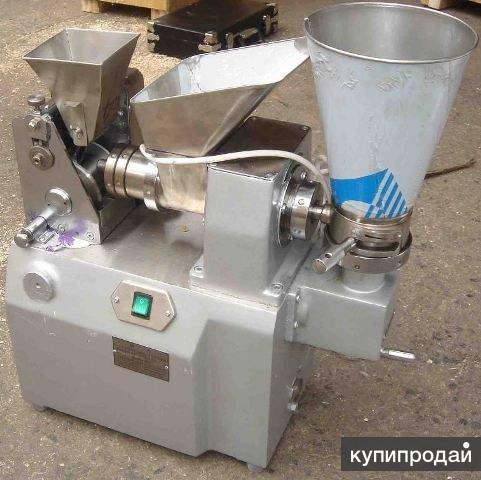 Оборудование для полуфабрикатов (пельмени, котлеты, фрикадельки)