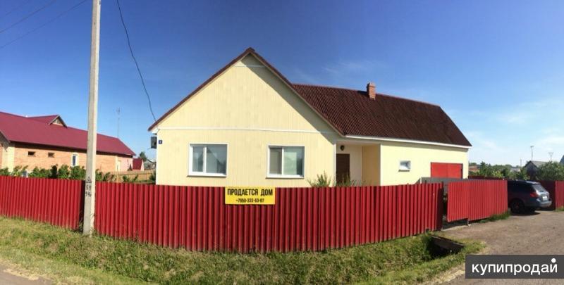 Продам благоустроенный дом в Азовском Немецком Национальном Районе