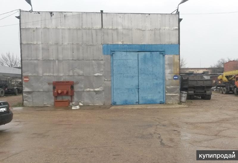 Производственная база:  0,57 га,1500 кв.м.
