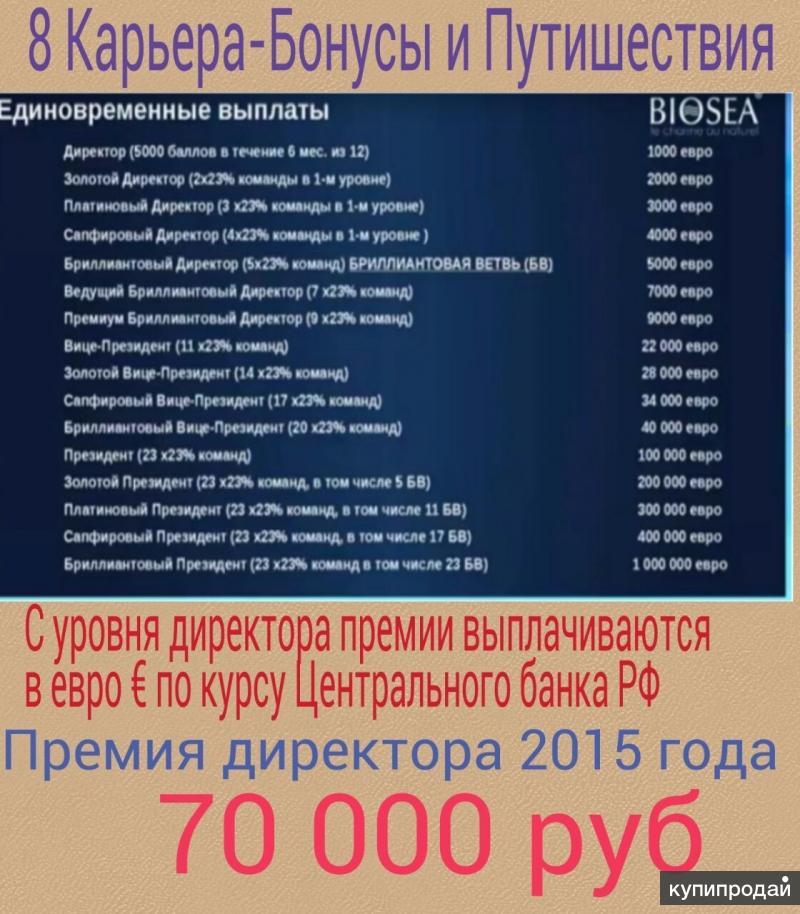 Работа онлайн в компании BIOSEA