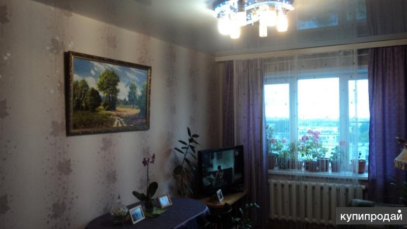 Продам трёхкомнатную квартиру в Кургане