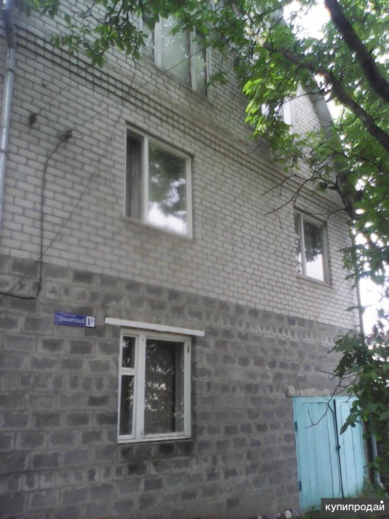 Продается дом 2-х этажный г. Пятигорск пер. Цементный