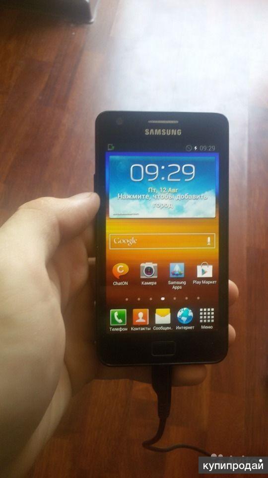 Samsung Galaxy S II (S2)