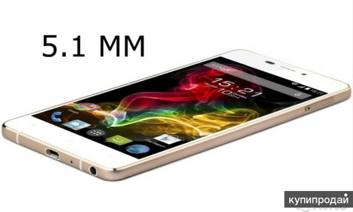 Продаю смартфон Fly Tornado slim IQ4516 Octa