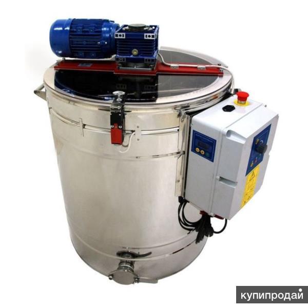 Оборудование для кремования и купажирования меда