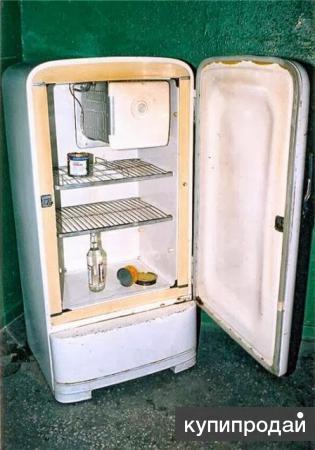 Прием старых холодильников на металл с вывозом, Ростов-на-Дону