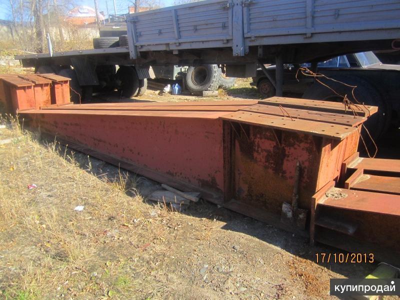 Продам.мостовых опор усиленных. ( h-6м )