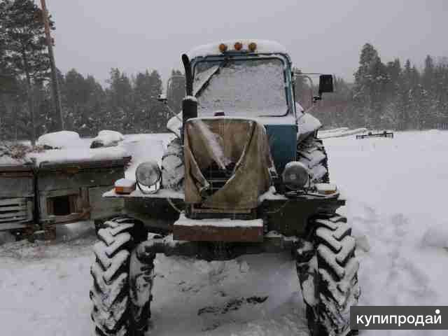 Обмен трактора мтз-82 с передком на п/г авто