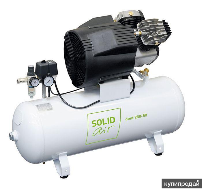 Стоматологический компрессор SOLIDdent BASIC 150 - 24