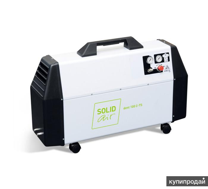 Стоматологический компрессор SOLIDdent BASIC 100 C-TS