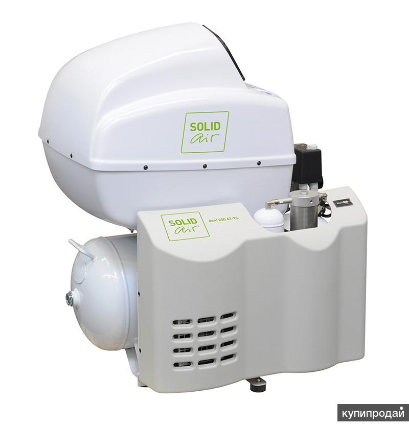 Стоматологический компрессор SOLIDdent BASIC 200 AT-TS