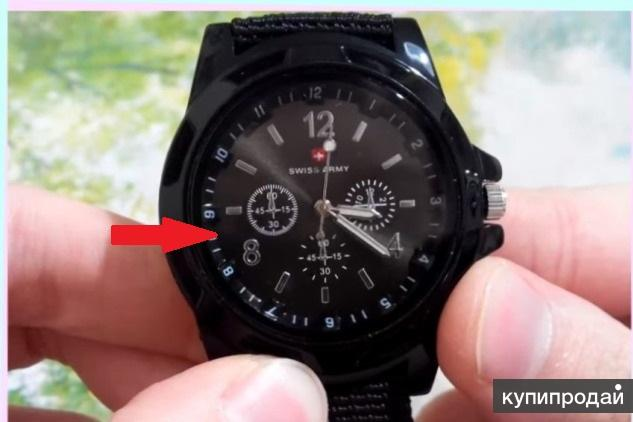 Ультрасовременные армейские часы swiss army отзывы