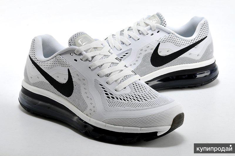 c5620cd6 Кроссовки Nike Air Max 2014 белые Саратов