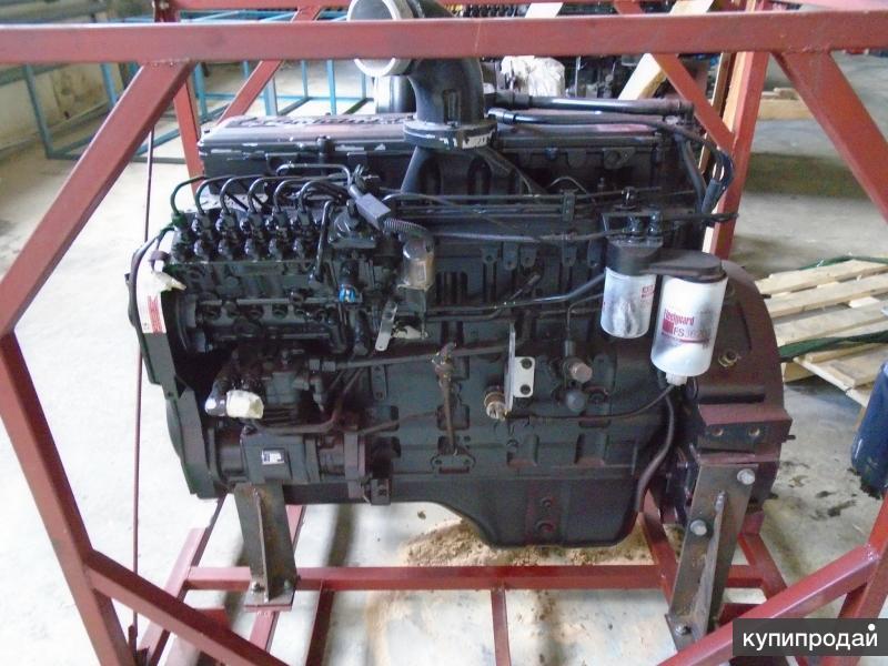 Продается новый двигатель Cummins 8,9