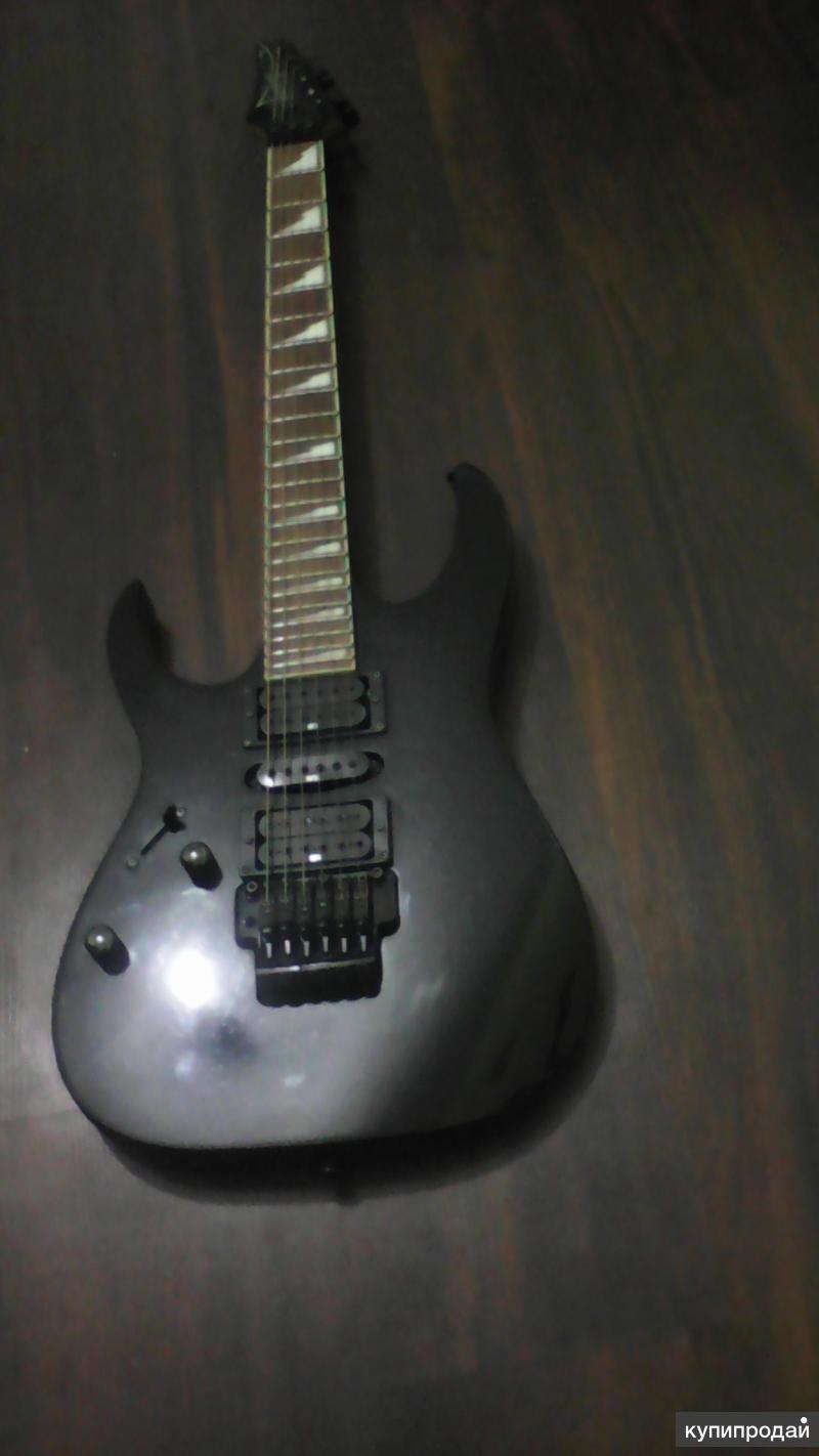 Гитара фирмы ибанез.