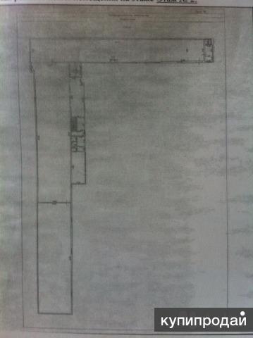 Складское помещение, 2200 м²