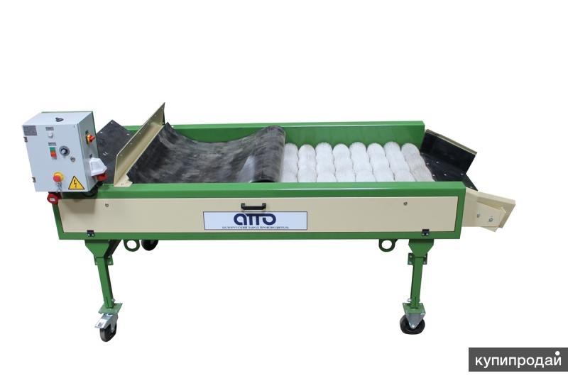 оборудование машина для сухой очистки чистки картофеля, овощей, лука, моркови