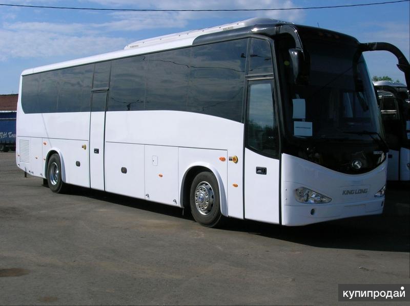 Туристический автобус King Long XMQ6127С