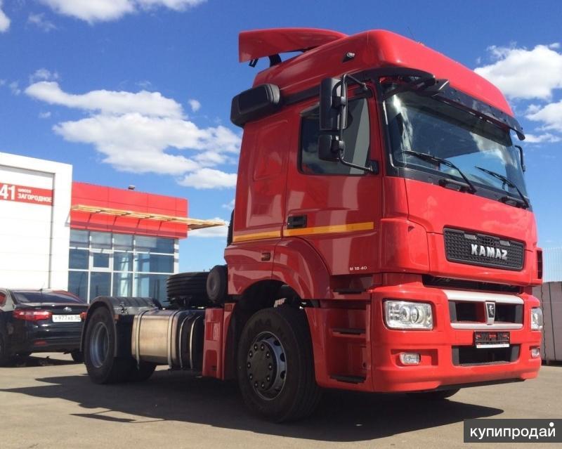 Седельный тягач КАМАЗ-5490-990010-87 (S5)