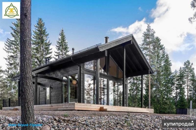 Строительство домов в стиле фахверк