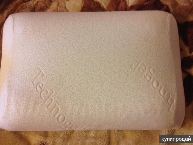 Продам анатомическую оригинальную итальянскую подушку