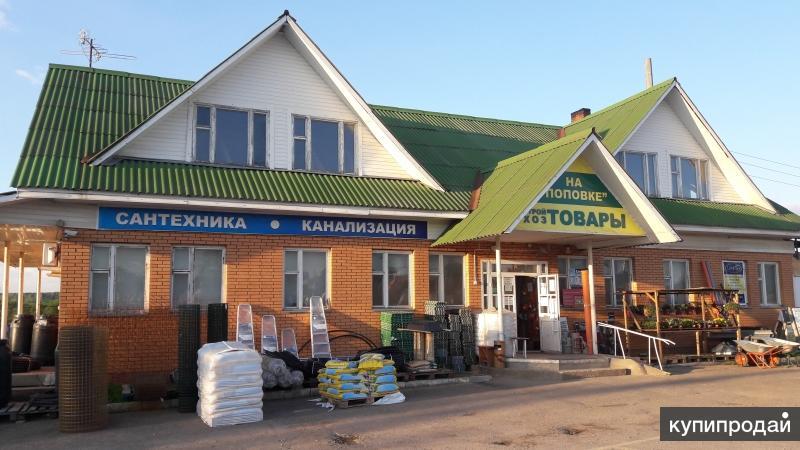 Продам бизнес магазин Стройматериалы