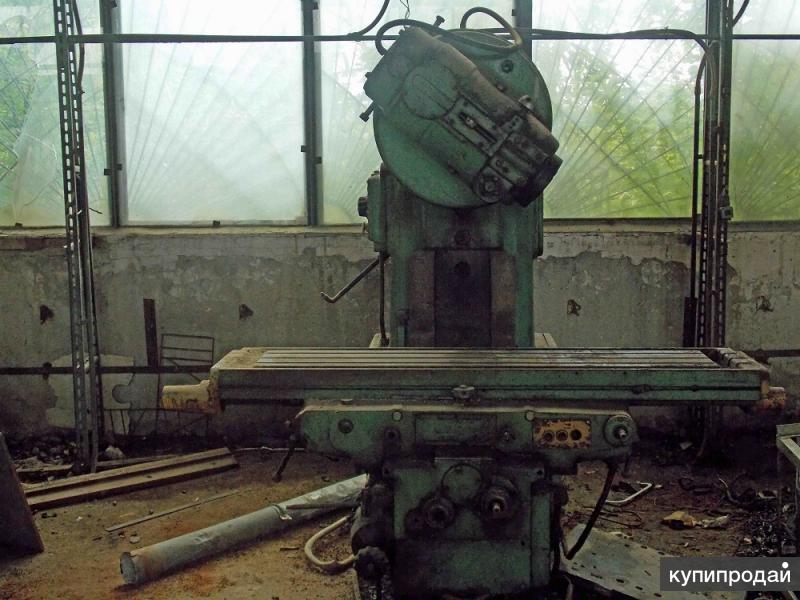 Продам 6М13П Вертикально-фрезерный