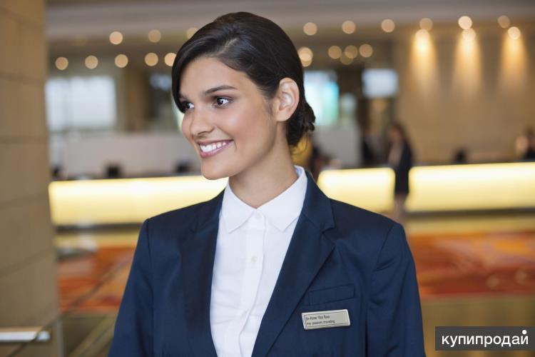Управляющий в гостиницу