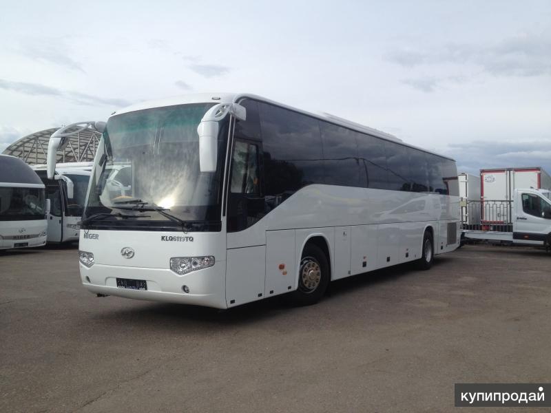 Higer KLQ 6119TQ, 55 мест, туристический автобус