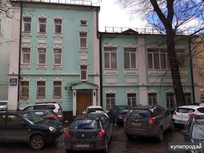 Продажа особняка в центре Москвы, на Проспекте Мира.