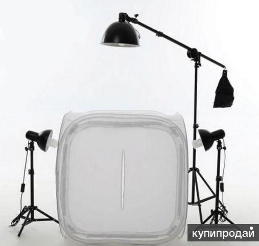 LC3M-80 комплект для предметной съёмки