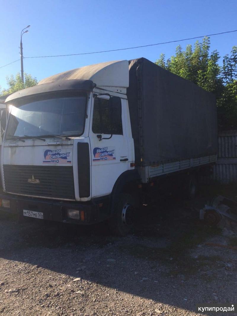 Продается грузовик бортовой МАЗ 437040-061