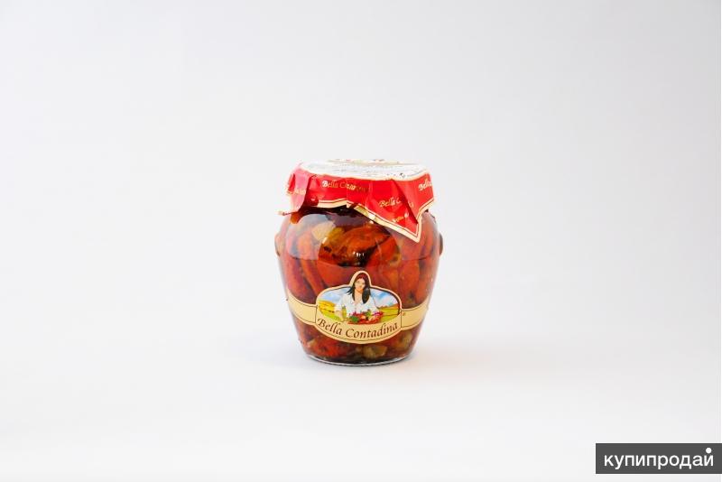 Вяленые томаты Bella Contadina ITALY - 314 мл высокого качества