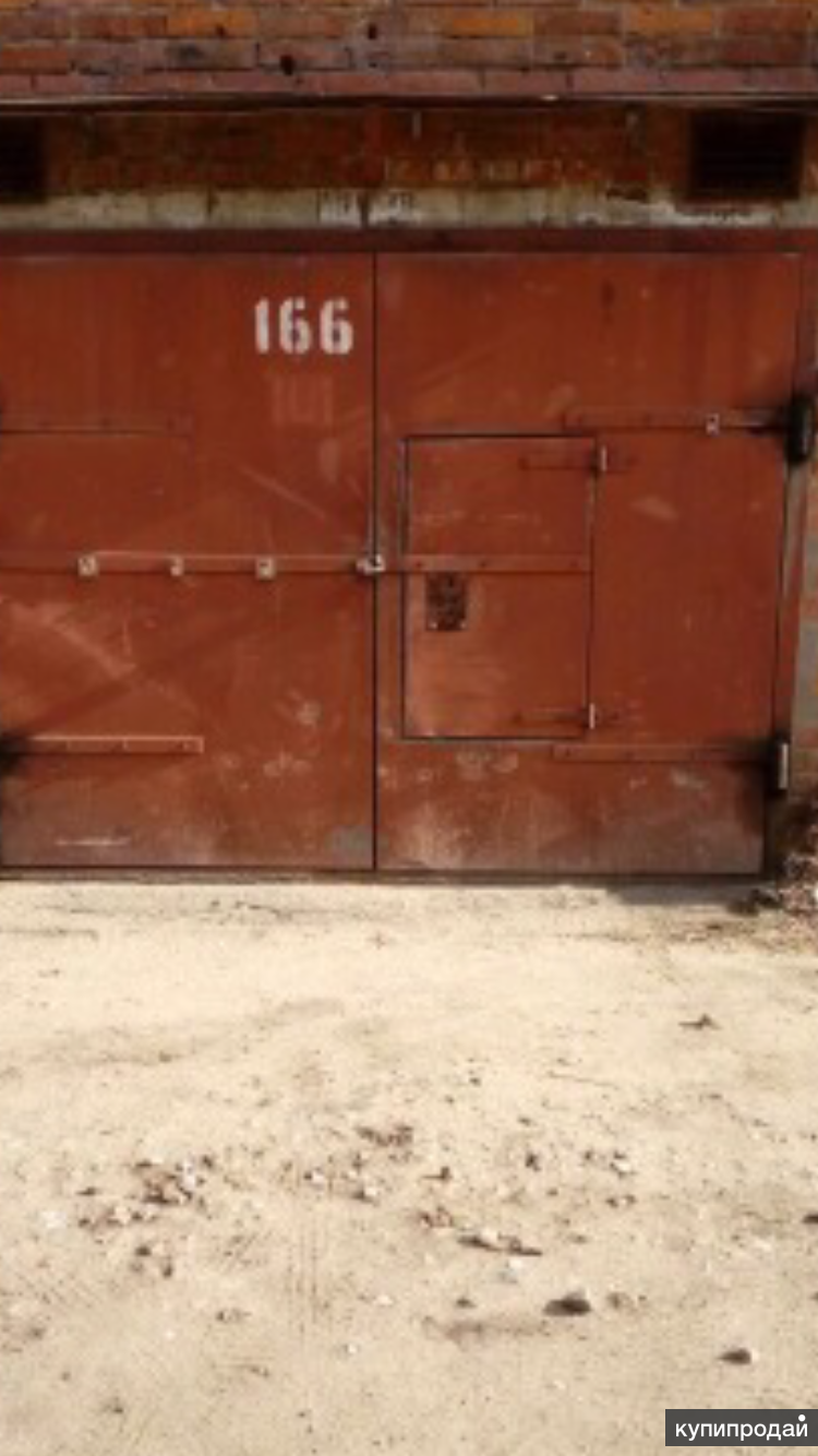 Кирпичный охраняемый гараж 40 кв.м.