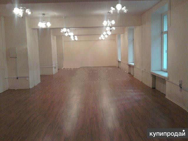 Офис 124,1 м2, Кировский р-н, БЦ Румб