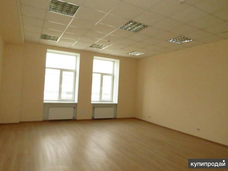 Офис 30.5 м2, Кировский р-н, БЦ Румб
