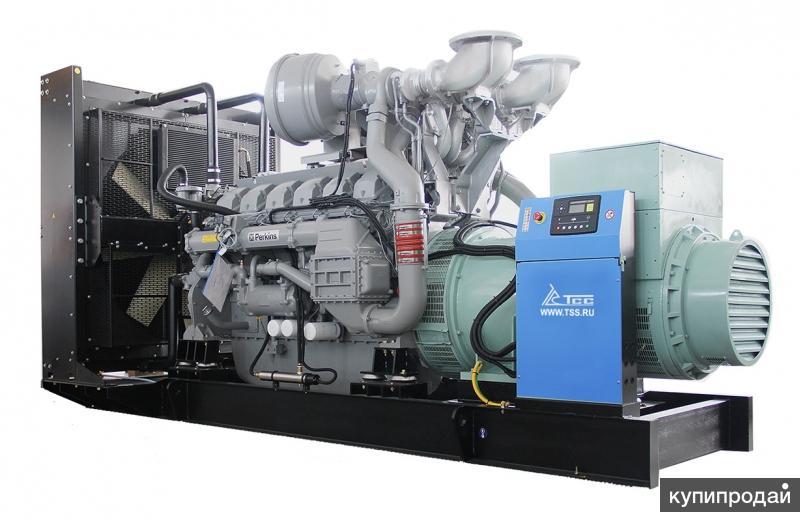 Электростанция дизельная 1000 кВт двигатель PERKINS