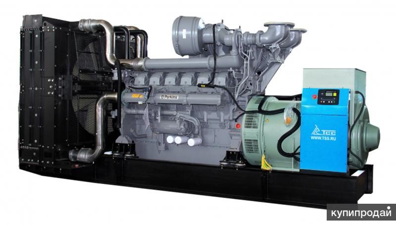 Электростанция дизельная 1200 кВт двигатель PERKINS