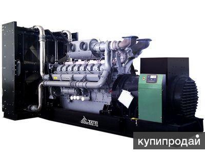 Электростанция дизельная 1440 кВт двигатель PERKINS