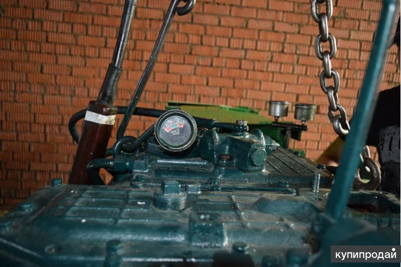 КПП Т-150 реставрация